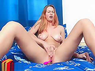 Teen Fingering Tight Pussy - Hot Solo