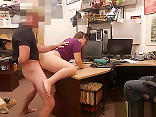 Shoplifter Fucks Owner To Avoid Jail
